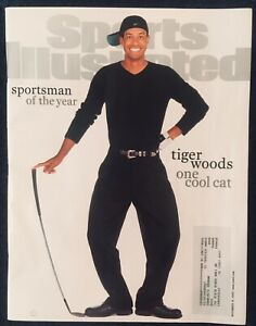12.18.2000 TIGER WOODS Sports Illustrated Golf Sportsman of the Year