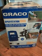 Graco paint sprayer Spraystation 1900