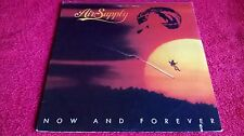 AIR SUPPLY - NOW AND FOREVER .     LP.
