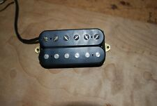 Dimarzio DP-155 Tone Zone, Black, Working, Shipped!