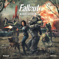 Fallout Wasteland Warfare Settlement Deck  - BRAND NEW