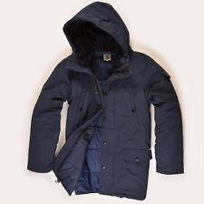Carhartt señores Parka chaqueta abrigo invierno chaqueta talla L Anchorage Navy azul, 37301