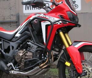 Honda CRF1000I Engine Radiator Guard Crash Bars Frame UPPER PARTS Mmoto HON0204