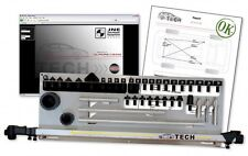 *NEED PRINT OUT*ALLVIS TEC-0100M MECHANICAL MEASURING SYSTEM-NO FRAME DATA
