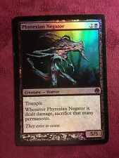 Phyrexian Negator Foil   Phyrexia Vs The Coalition  VO   -  MTG Magic (EX)