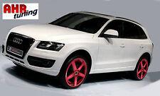 Tuning Audi Q5 3.0 TDI Leistungssteigerung von 245/500 auf 287 PS/580 Nm