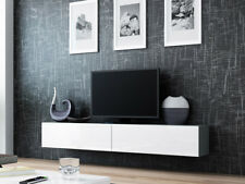 Seattle 56 - living room tv stand with storage /  tv console / television stand