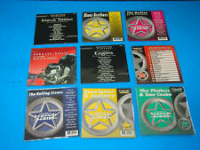 KARAOKE DISC LOT OF 9 BLUES BROTHERS VOL 190 ROLLING STONES +++ AS SHOWN