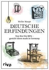 Deutsche Erfindungen | Buch | Neu