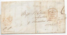 Prefilatelica prephilatelic 1844 London Londra
