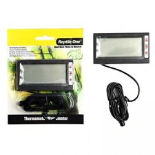 Reptile One Digital Thermometer & Hygrometer (46618)