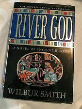 RIVER GOD  Wilbur Smith  1994 First Edition 1st Printing  Ancient Egypt