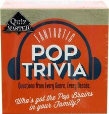 Cheatwell Games 04334 Quizmaster Pop Trivia Game