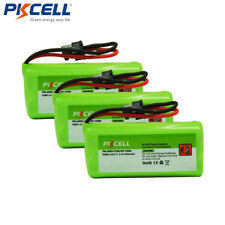 3x NIMH AAA 800mAh 2.4V Cordless Home Phone Battery  for Uniden BT-1008 BT-1021
