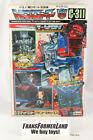 Grand Maximus w/box Headmasters G1 Masterforce Japan Transformers