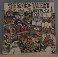 DEEP PURPLE The Book Of Taliesyn 1971 UK vinyl LP EXCELLENT CONDITION SHVL751