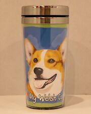 Welsh Corgi Travel Mug