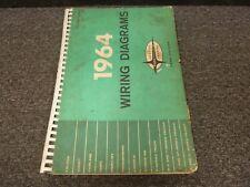 repair manuals \u0026 literature for 1964 ford fairlane for sale ebay 1966 Mustang Wiring Diagram