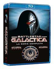 Battlestar Galactica: La Serie Completa Boxset Stagioni 1-4 (Blu-Ray) ...NUOVO