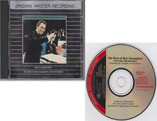 MFSL Best of BERT KAEMPFERT & HIS ORCHESTRA 1988 Master Recording JAPAN CD Rare