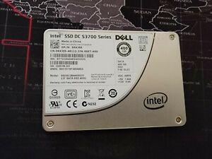 Intel SSDSC2BA400G3 SSD DC S3700 400GB 6GBPS 7.6 PBW 2.5' SSD Solid State Drive