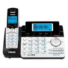 Vtech Ds6151 Cordless Phone - 2 X Phone Line(s) - Black, Silver