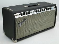1977 Silver Face Fender DUAL SHOWMAN REVERB Tube Amp Head