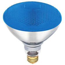 Westinghouse  100 watts E26  Incandescent Bulb  Blue  Reflector  1 pk