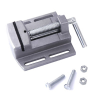 """Heavy Duty 2.5"""" Drill Press Vice Milling Drilling Clamp Machine Vise Tool  LQ"""