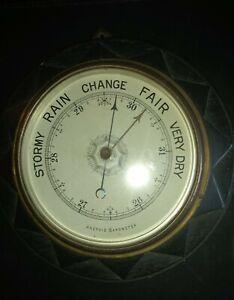 Aneroid wall Barometer