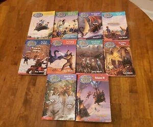 Lot of 10 Paperback The Secrets of Droon Tony Abbott Books # 1,2,3,4,5,6,7,8,10