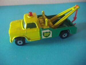 Matchbox Lesney Superfast No. 13, Dodge Wreck Truck, selten !