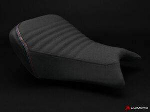 BMW S1000RR RACE 2012-2014 RIDER SEAT COVERS COVER  LUIMOTO