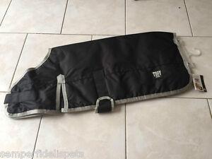Tuff Dog Rug / Coat 600 Denier 100% waterproof Black