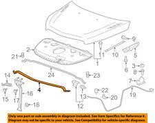 Buick GM OEM 13-16 Enclave Hood-Front Weatherstrip Seal 22801828