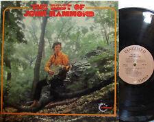 John Hammond - The Best of  (Vanguard VSD 11/12) (2 LP set) Michael Bloomfield