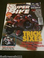 SUPERBIKE - BRITISH GRAND PRIX - OCT 1993