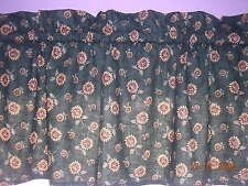 NEW SUMMER/ SPRING SUNFLOWERS ALL OVER Valance Curtain