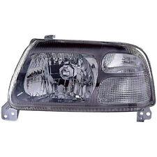 2004-2005 Suzuki Grand Vitara Passenger Side Headlight Assembly Black Bezel