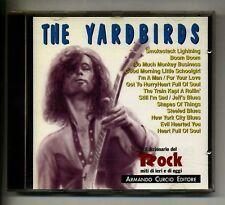 THE YARDBIRDS # Dizionario del Rock # Curcio # CD