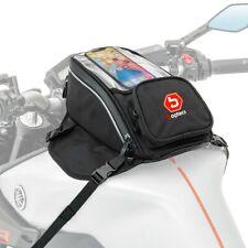 Motorrad Tankrucksack Bagtecs MR4 mit Magnet und Riemenbefestigung 9L
