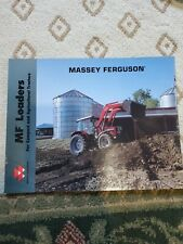Massey Ferguson Loaders Broucher