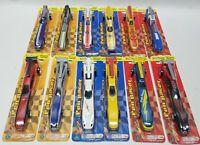 Car Pen Racer Collezione Completa 12 Penne Auto Strapenne Giochi Preziosi