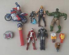 LOT figuras de Marvel Avengers-Lote De Los Vengadores