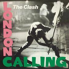 THE CLASH - LONDON CALLING 2 VINYL LP NEW+