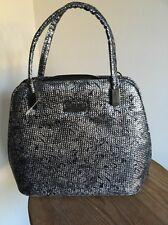 Fabretti Leather Handbag With Long Handle