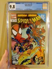 Spider-Man #24 CGC 9.8 WP Marvel Comics 1992 **1st app Doppelganger**