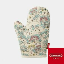 Nintendo TOKYO Original Product Animal Crossing Kitchen Mitten Japan Limited New