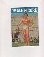 The MALE FIGURE muscle gay interest magazine/DON PETERS/EDDIE PADILLA Volume 25