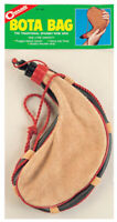 Spanish Bota Bag Wine Water 1 Liter Canteen Canister Leather Skin Camping Hiking